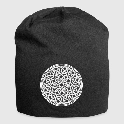 Celtic knot - Jersey Beanie