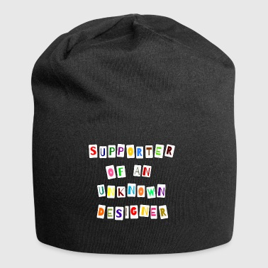 Unknown designer - Jersey Beanie