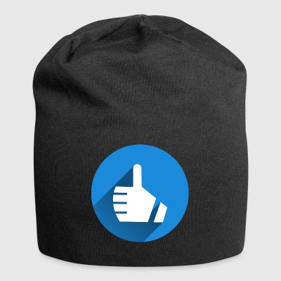 thumbs up - Jersey Beanie