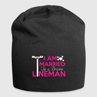 Lead fitter marriage wedding gift - Jersey Beanie