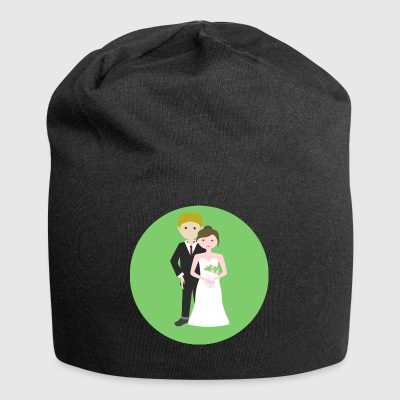 wedding - Jersey Beanie