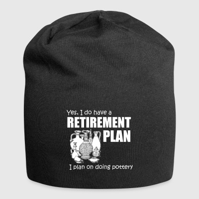 Pottery Retirement Plan - Jersey-Beanie