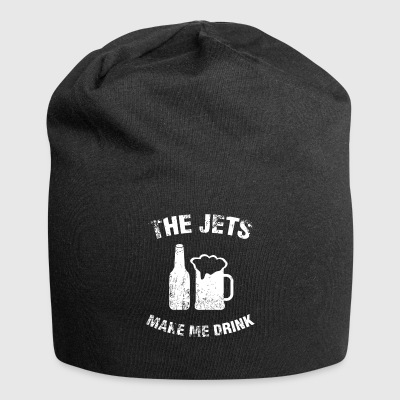 The Jets - Jersey Beanie