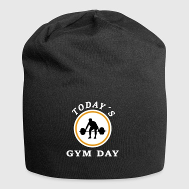 Today s gym day - Jersey-Beanie