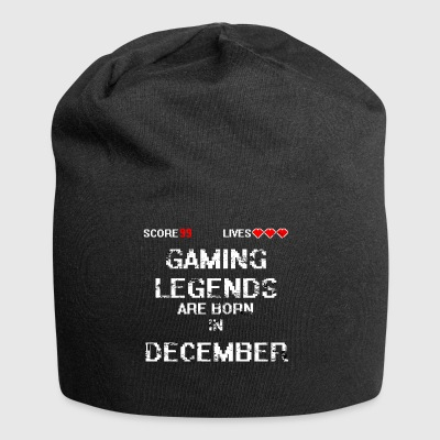 GAMING LEGENDS DECEMBER - Jersey-Beanie