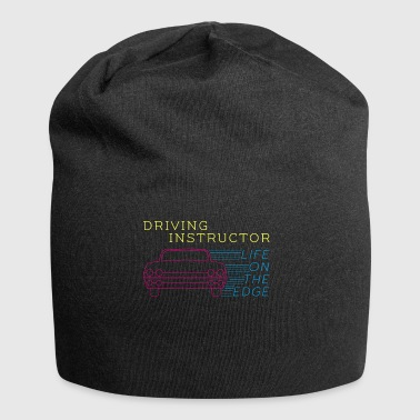Driving instructor - driving school - driving instructor - gift - Jersey Beanie
