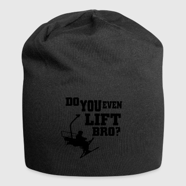 Do you even Lift Bro? - Jersey-Beanie
