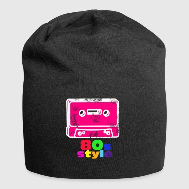 80s style - Jersey-Beanie
