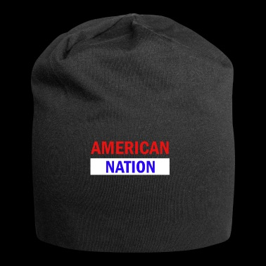 American nation - Jersey Beanie