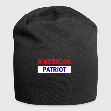 americano Patriot - Beanie in jersey