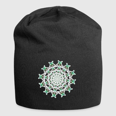 FLY CIRCLE - Beanie in jersey