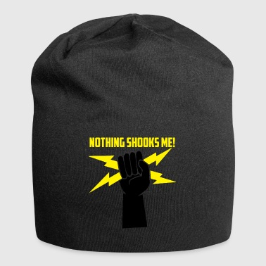 Electricians: Nothing Shooks me! - Jersey Beanie