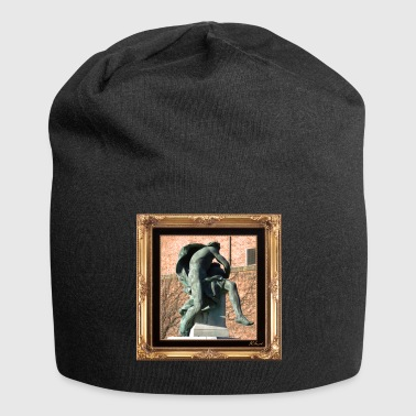 Gold art - Bonnet en jersey
