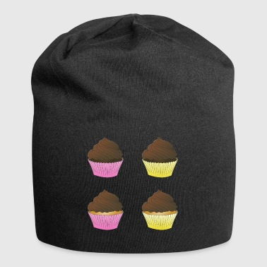 Cupcakes - Jersey Beanie