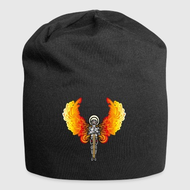 The winged knight - Jersey Beanie