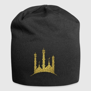 Moschea d'oro - Beanie in jersey