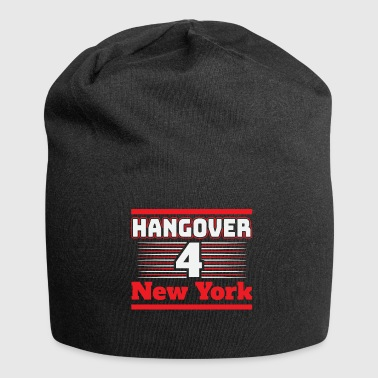 Hangover Party New York United States States Trip - Jersey Beanie