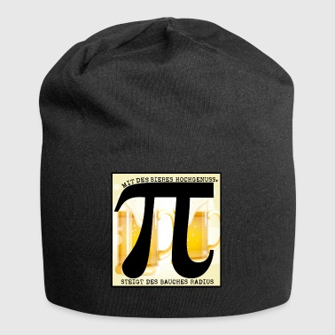 With the beer Hochgenuss! - Jersey Beanie