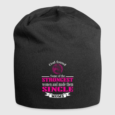 Strongest MOM - Jersey-Beanie