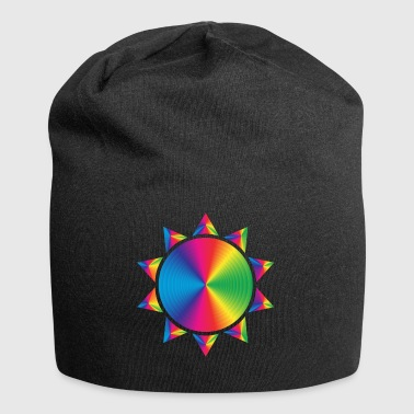 Disco sole - Beanie in jersey