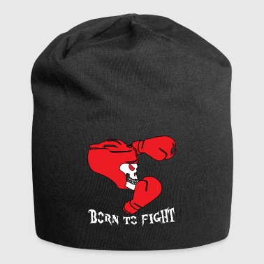 Born to Fight - Jersey-Beanie