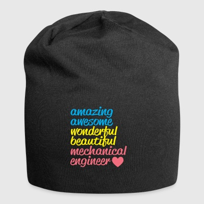 AMAZING AWESOME mechanical engineer - Jersey Beanie