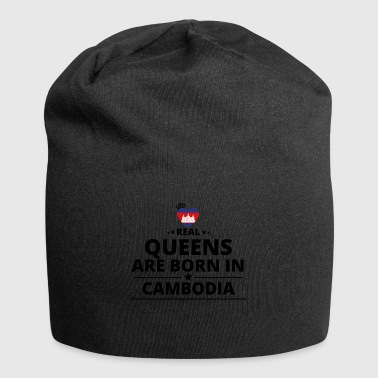 QUEENS regalo di amore dalla Cambogia - Beanie in jersey