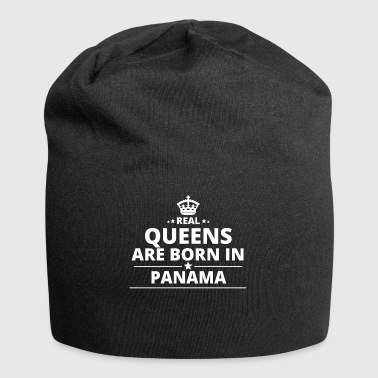 LOVE GIFT queens born in PANAMA - Jersey Beanie