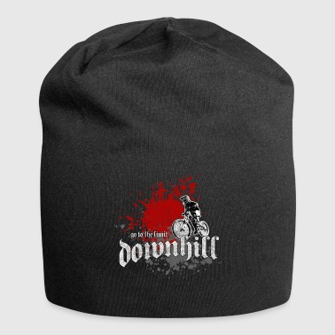 downhill - mountainbiking - Jersey Beanie