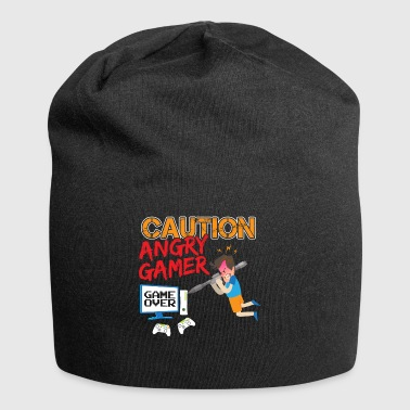 ANGRY GAMER - Jersey-beanie