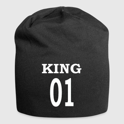 King01white - Bonnet en jersey