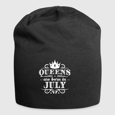 BIRTHDAY QUEENS ARE BORN july - Jersey-Beanie