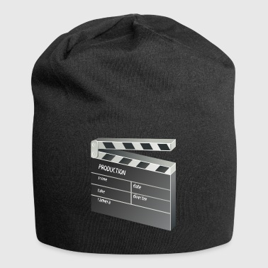 Movie flap - Jersey Beanie