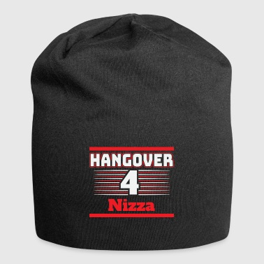 Hangover Party Nice Frankrijk Travel - Jersey-Beanie