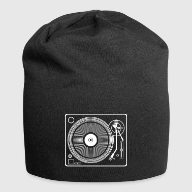 Record player turntable - Jersey Beanie