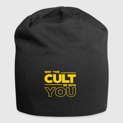MAY THE CULT BE WITH YOU - Jersey Beanie