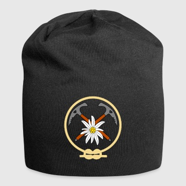 Mountaineers logo - Jersey Beanie