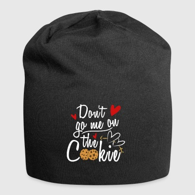 Denglisch wit wit Funny Cookie Gift - Jersey-Beanie