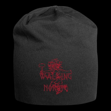 The Walking Nordic - Jersey Beanie