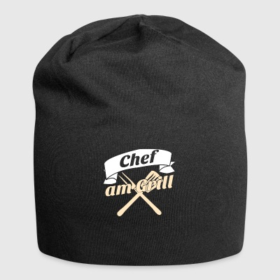 Chef am Grill - Jersey-Beanie