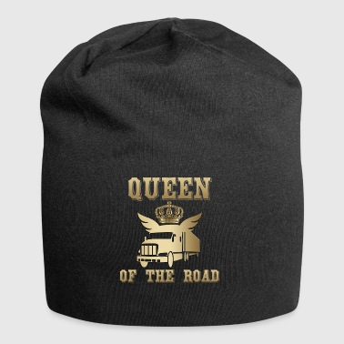 Queen of the Road Queen of the Road! - Jersey-Beanie