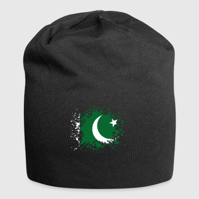home country roots wurzeln love Pakistan png - Jersey-Beanie