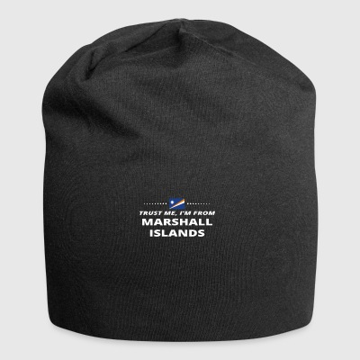 trust me i from proud gift MARSHALL ISLANDS - Jersey-Beanie