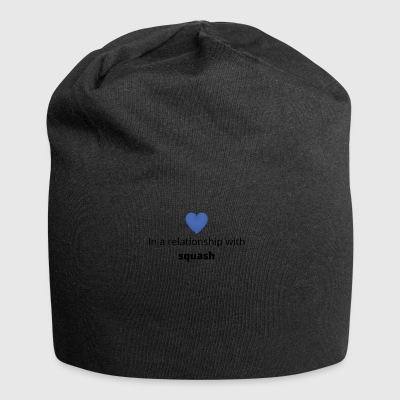 gift single taken relationship with squash - Jersey Beanie