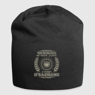 not a hobby calling job provision cross fitness p - Jersey Beanie