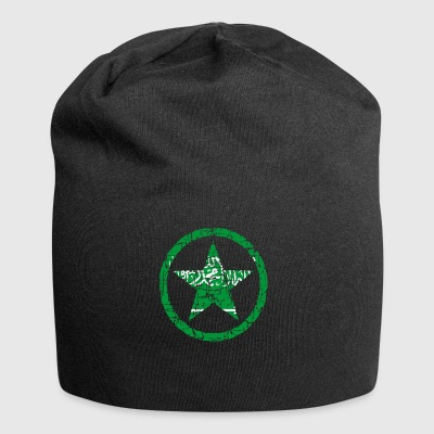 roots star love heart homeland Saudi Arabia png - Jersey Beanie