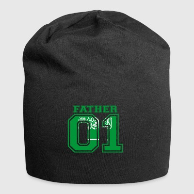 Father father dad 01 queen Saudi Arabia - Jersey Beanie