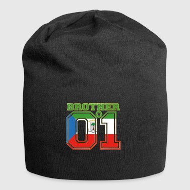 brother brother brother 01 partner Aequatorialguinea - Jersey Beanie