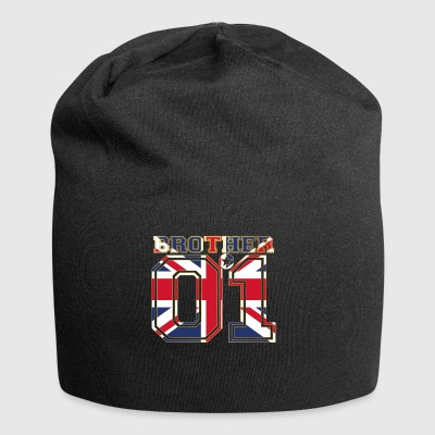 brother brother brother 01 partner England - Jersey Beanie