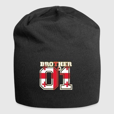brother brother brother 01 partner Georgia - Jersey Beanie